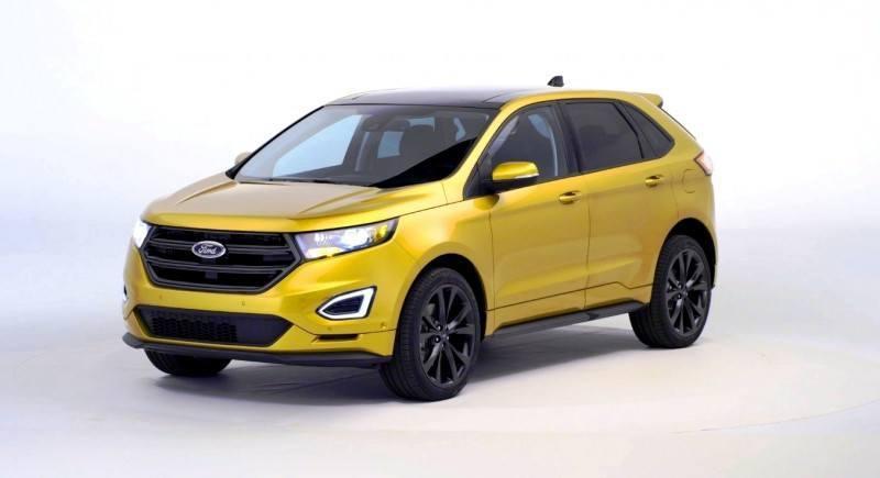 Car-Revs-Daily.com EXTERIOR GALLERY 2015 Ford Edge 63