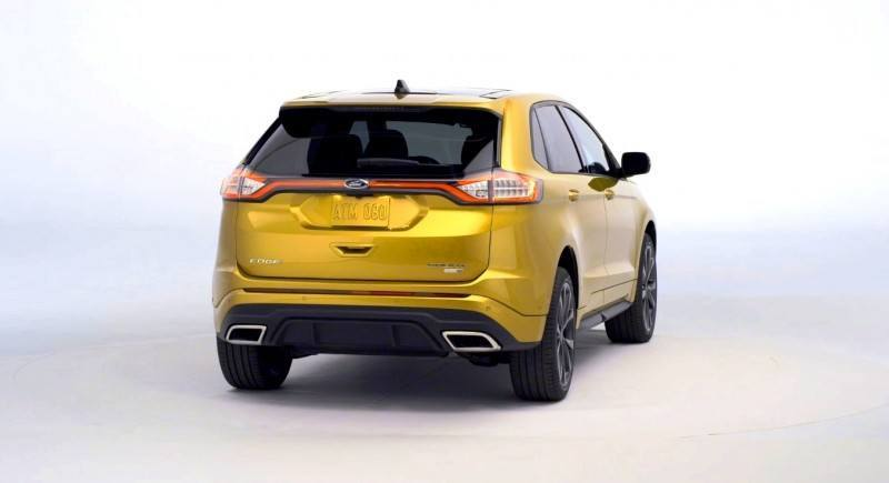 Car-Revs-Daily.com EXTERIOR GALLERY 2015 Ford Edge 65