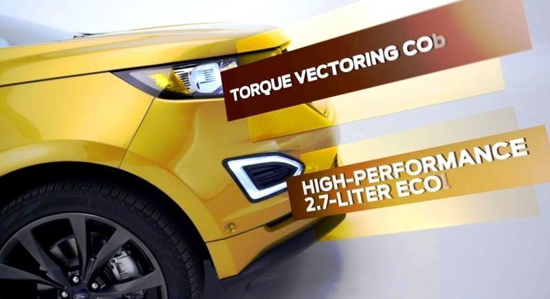 Car-Revs-Daily.com EXTERIOR GALLERY 2015 Ford Edge 67