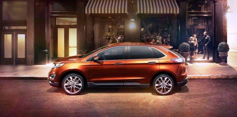 Car-Revs-Daily.com EXTERIOR GALLERY 2015 Ford Edge 80