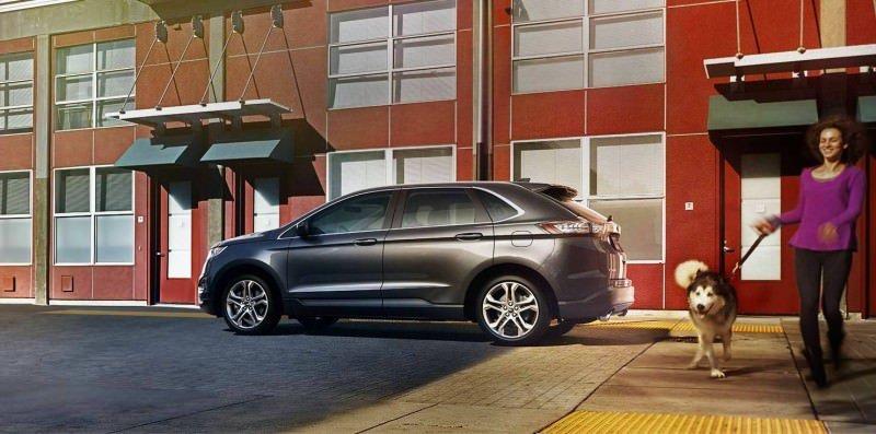 Car-Revs-Daily.com EXTERIOR GALLERY 2015 Ford Edge 81
