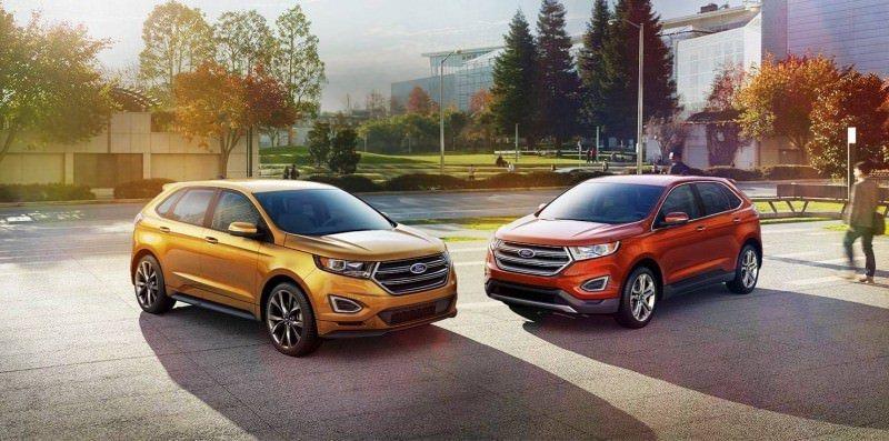 Car-Revs-Daily.com EXTERIOR GALLERY 2015 Ford Edge 82
