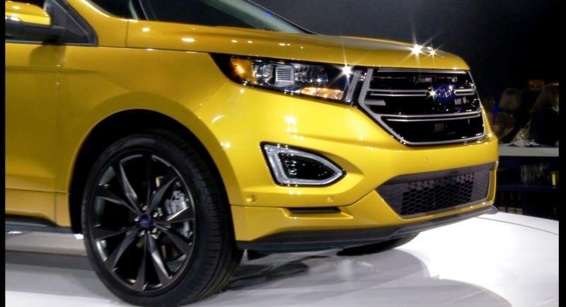 Car-Revs-Daily.com EXTERIOR GALLERY 2015 Ford Edge 9