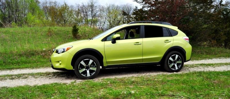 Car-Revs-Daily.com Goes Off-Roading in 2014 Subaru XV Crosstrek Hybrid 10