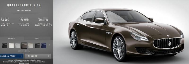 Car-Revs-Daily.com Maserati Quattroporte Configurator 18