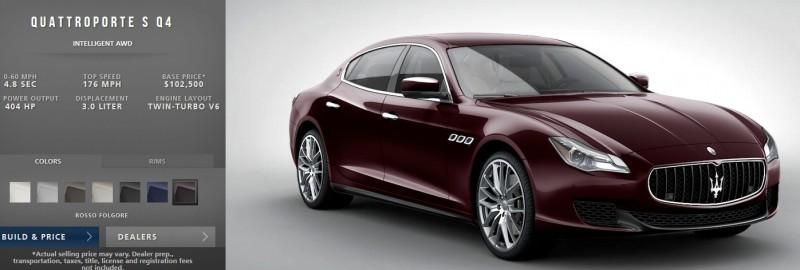 Car-Revs-Daily.com Maserati Quattroporte Configurator 22