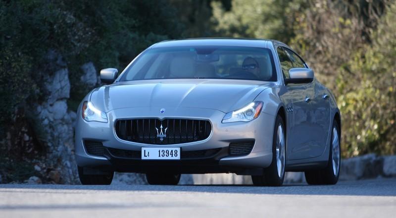 Car-Revs-Daily.com Maserati Quattroporte Configurator 5