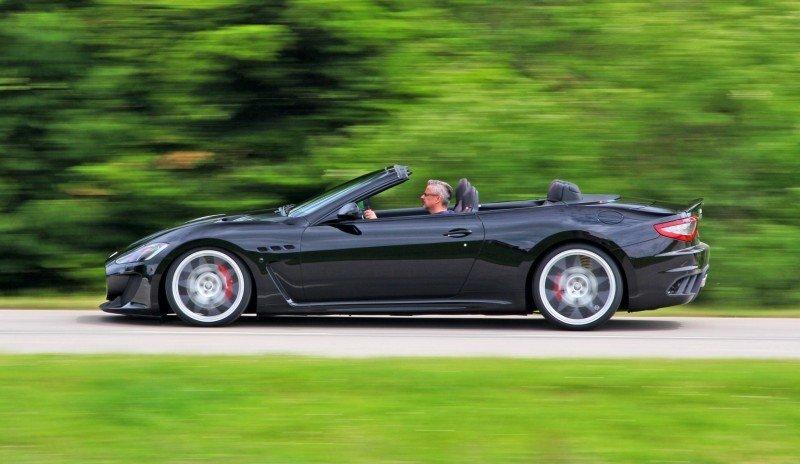 Car-Revs-Daily.com NOVITEC TRIDENTE Maserati GranCabrio MC Supercharged 26