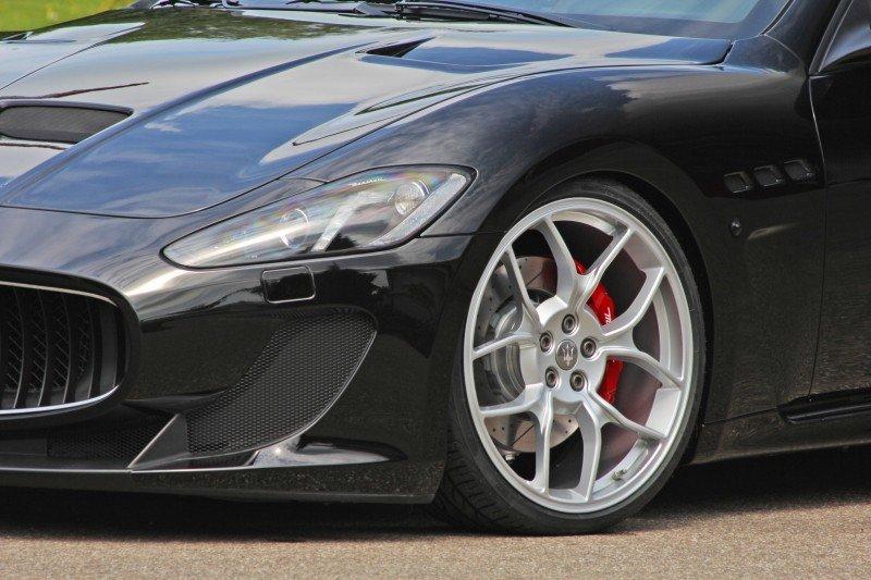 Car-Revs-Daily.com NOVITEC TRIDENTE Maserati GranCabrio MC Supercharged 8