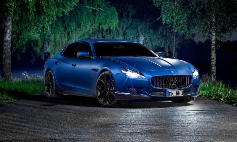 Car-Revs-Daily.com NOVITEC TRIDENTE Maserati Quattroporte 13
