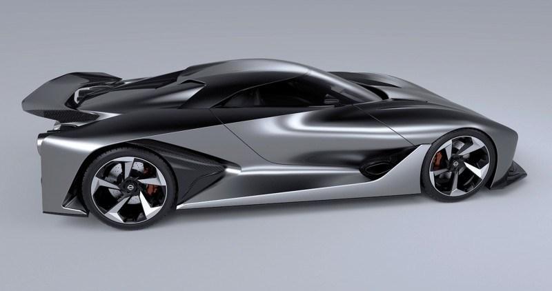 Car-Revs-Daily.com Nissan NC2020 Vision Gran Turismo Makes Real-Life Debut at Goodwood FoS 21