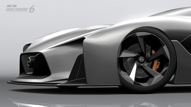 Car-Revs-Daily.com Nissan NC2020 Vision Gran Turismo Makes Real-Life Debut at Goodwood FoS 22