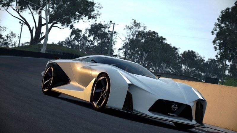 Car-Revs-Daily.com Nissan NC2020 Vision Gran Turismo Makes Real-Life Debut at Goodwood FoS 26