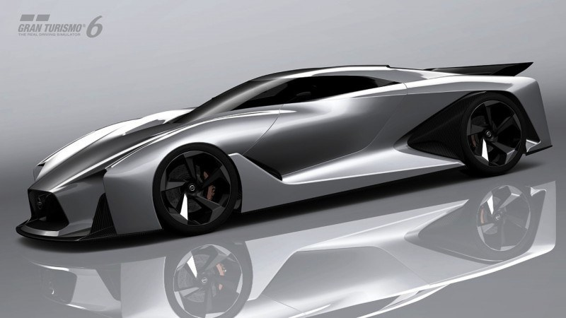 Car-Revs-Daily.com Nissan NC2020 Vision Gran Turismo Makes Real-Life Debut at Goodwood FoS 27