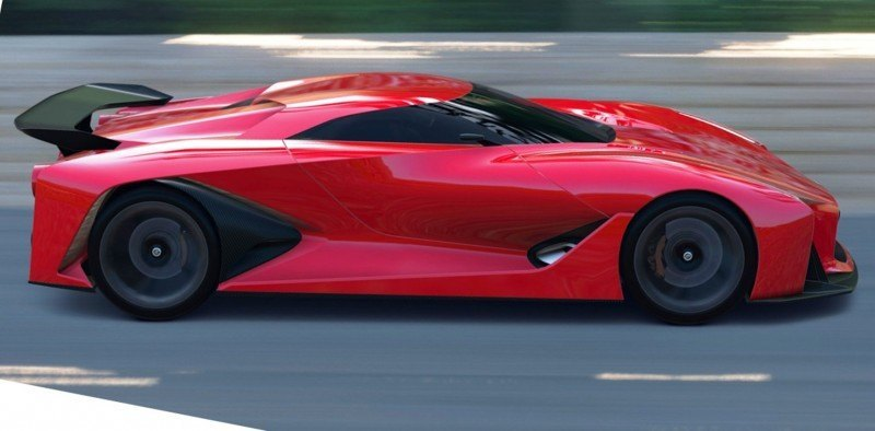 Car-Revs-Daily.com Nissan NC2020 Vision Gran Turismo Makes Real-Life Debut at Goodwood FoS 33