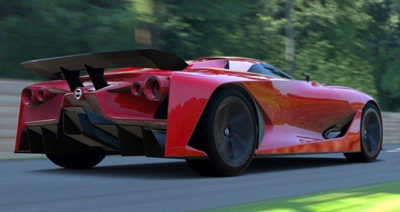 Car-Revs-Daily.com Nissan NC2020 Vision Gran Turismo Makes Real-Life Debut at Goodwood FoS 43