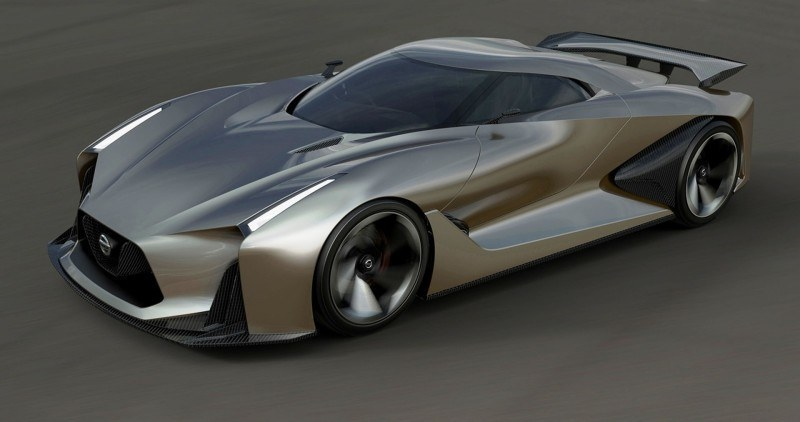 Car-Revs-Daily.com Nissan NC2020 Vision Gran Turismo Makes Real-Life Debut at Goodwood FoS 46