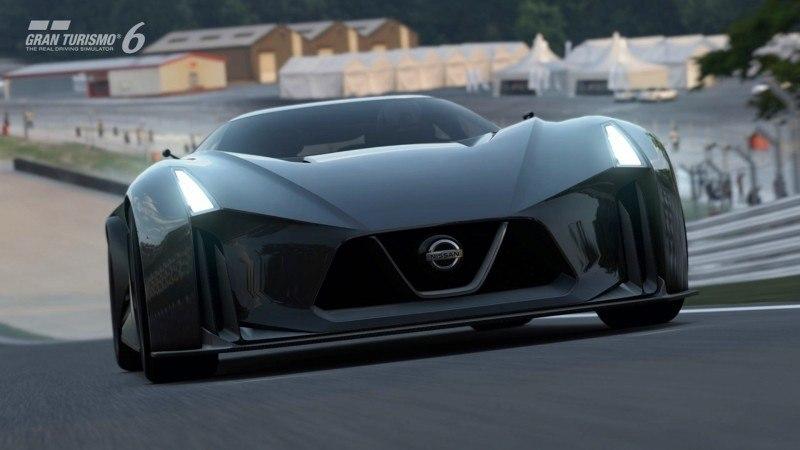 Car-Revs-Daily.com Nissan NC2020 Vision Gran Turismo Makes Real-Life Debut at Goodwood FoS 58