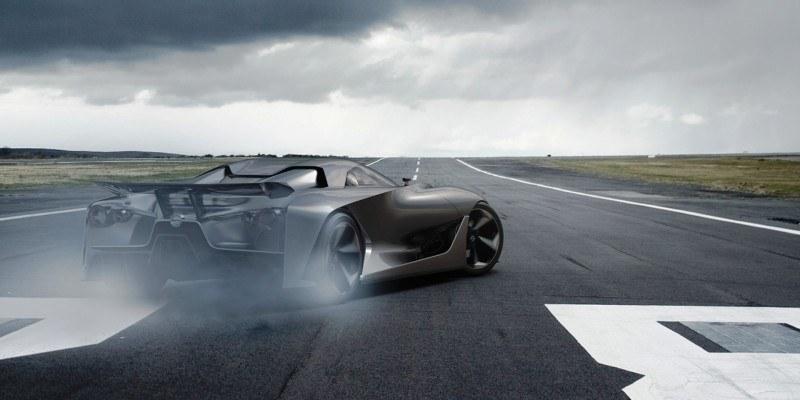 Car-Revs-Daily.com Nissan NC2020 Vision Gran Turismo Makes Real-Life Debut at Goodwood FoS 60