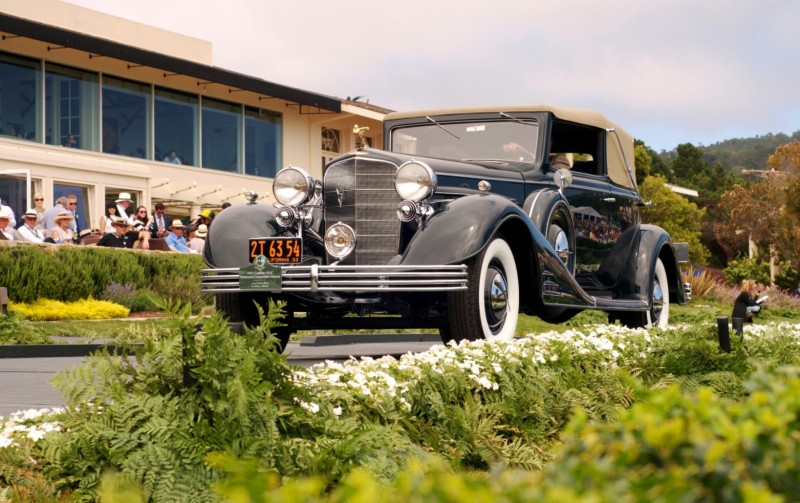 Car-Revs-Daily.com PEBBLE BEACH 2014 Concours - Award Winners Showcase by Entry Class 10