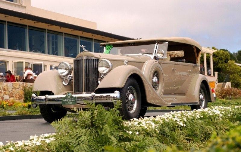 Car-Revs-Daily.com PEBBLE BEACH 2014 Concours - Award Winners Showcase by Entry Class 15