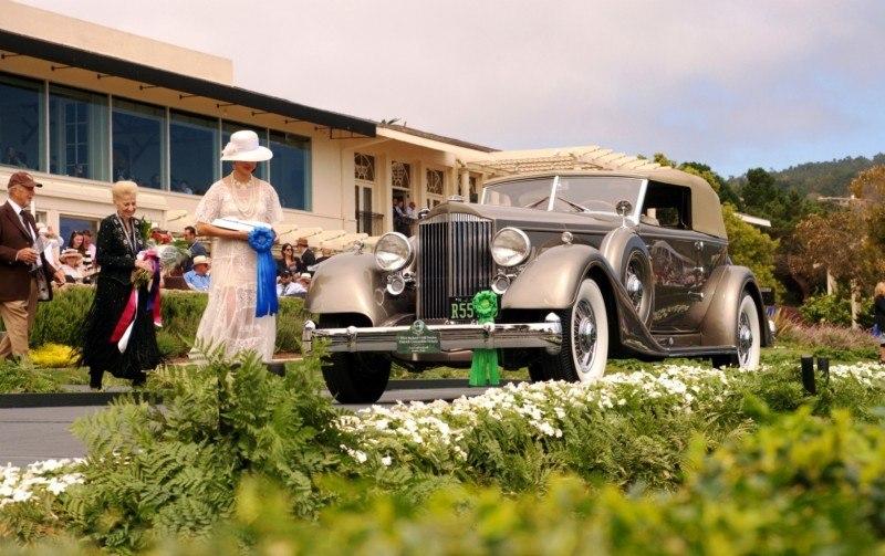 Car-Revs-Daily.com PEBBLE BEACH 2014 Concours - Award Winners Showcase by Entry Class 21