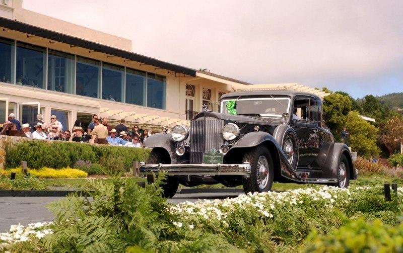 Car-Revs-Daily.com PEBBLE BEACH 2014 Concours - Award Winners Showcase by Entry Class 29