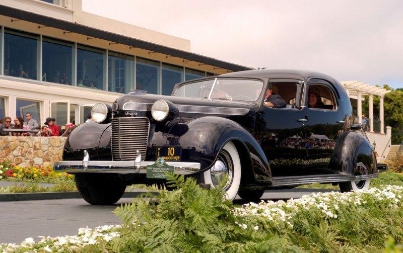 Car-Revs-Daily.com PEBBLE BEACH 2014 Concours - Award Winners Showcase by Entry Class 33