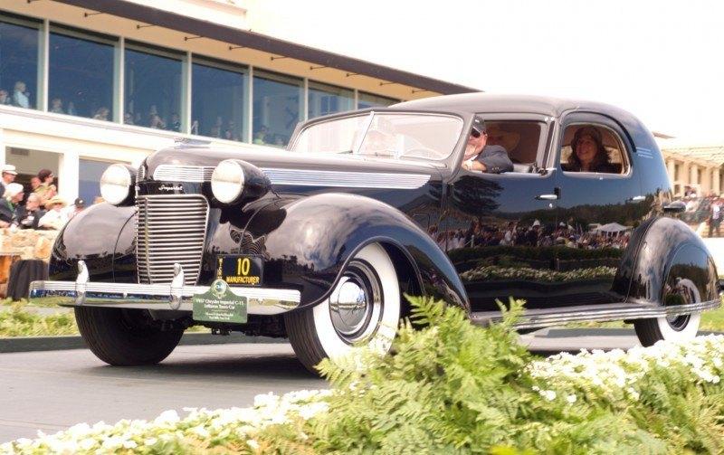 Car-Revs-Daily.com PEBBLE BEACH 2014 Concours - Award Winners Showcase by Entry Class 34