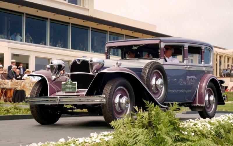 Car-Revs-Daily.com PEBBLE BEACH 2014 Concours - Award Winners Showcase by Entry Class 37