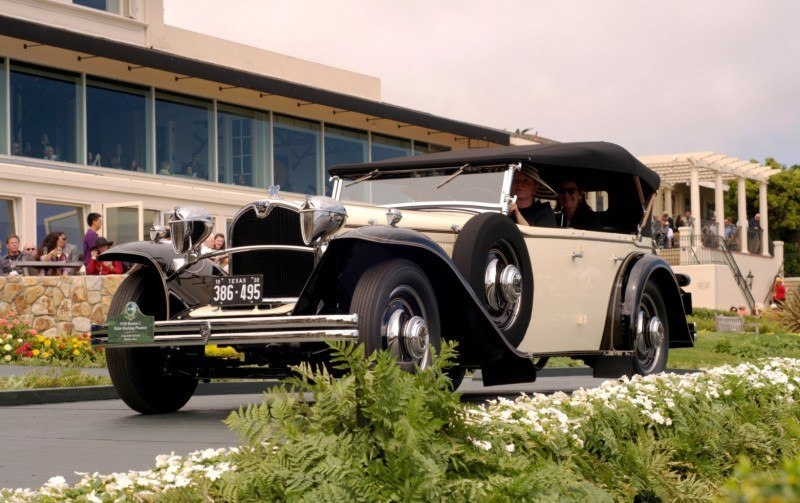 Car-Revs-Daily.com PEBBLE BEACH 2014 Concours - Award Winners Showcase by Entry Class 39