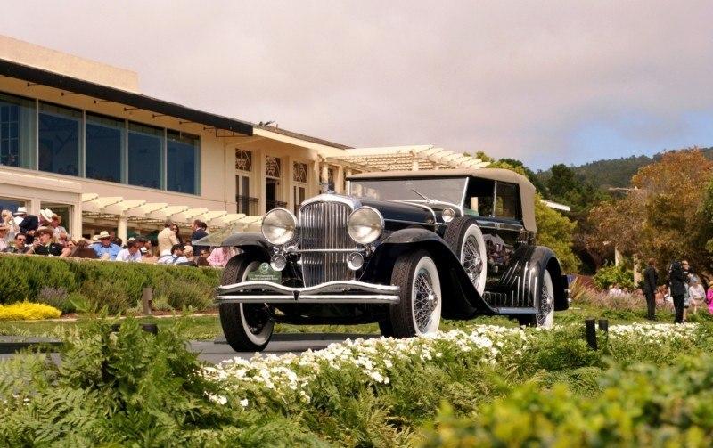 Car-Revs-Daily.com PEBBLE BEACH 2014 Concours - Award Winners Showcase by Entry Class 51