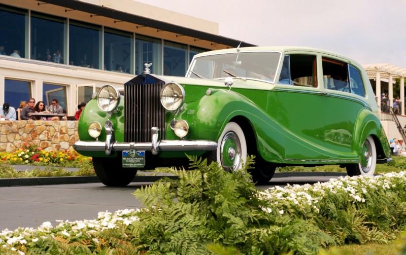 Car-Revs-Daily.com PEBBLE BEACH 2014 Concours - Award Winners Showcase by Entry Class 74