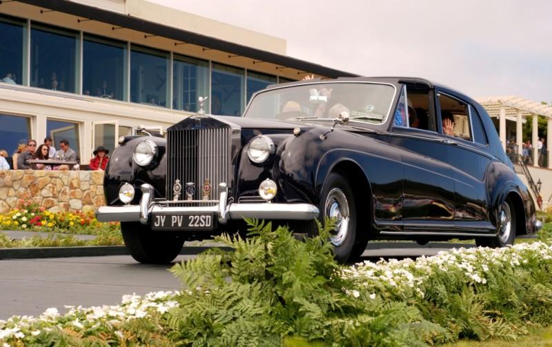 Car-Revs-Daily.com PEBBLE BEACH 2014 Concours - Award Winners Showcase by Entry Class 77