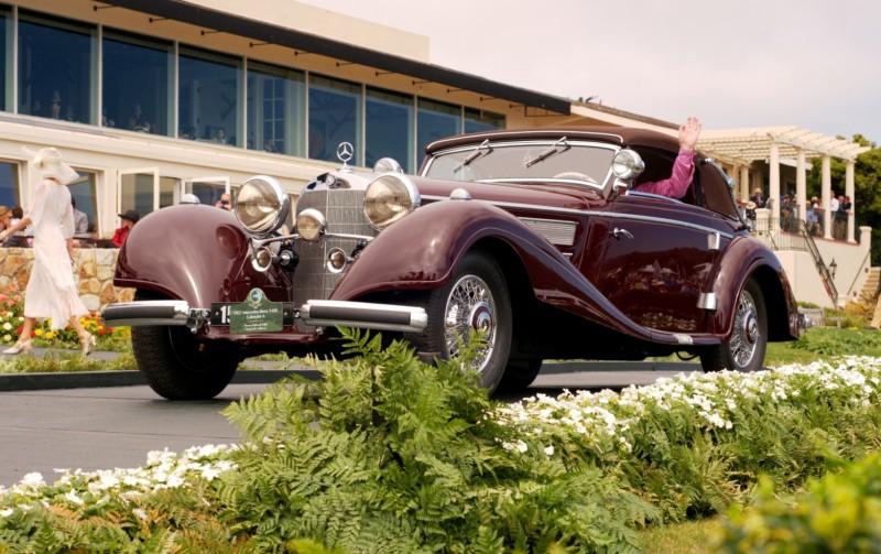 Car-Revs-Daily.com PEBBLE BEACH 2014 Concours - Award Winners Showcase by Entry Class 80