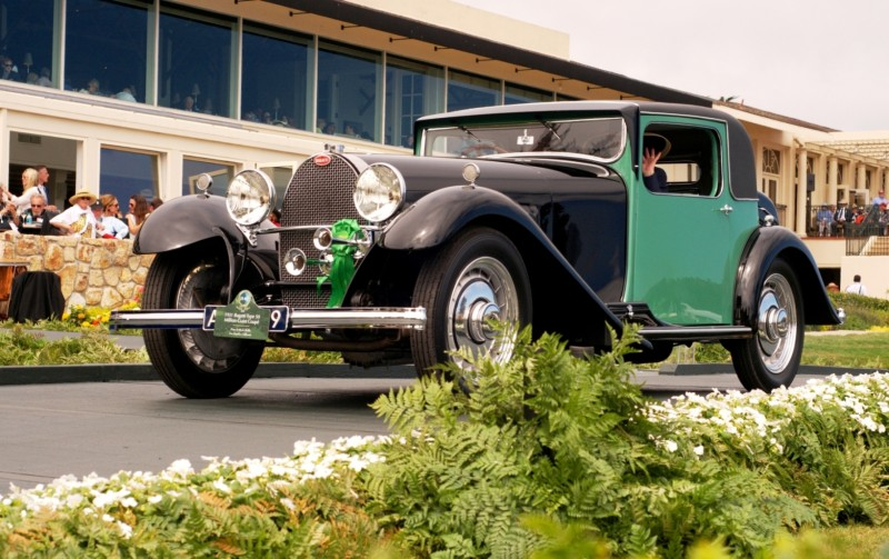 Car-Revs-Daily.com PEBBLE BEACH 2014 Concours - Award Winners Showcase by Entry Class 88