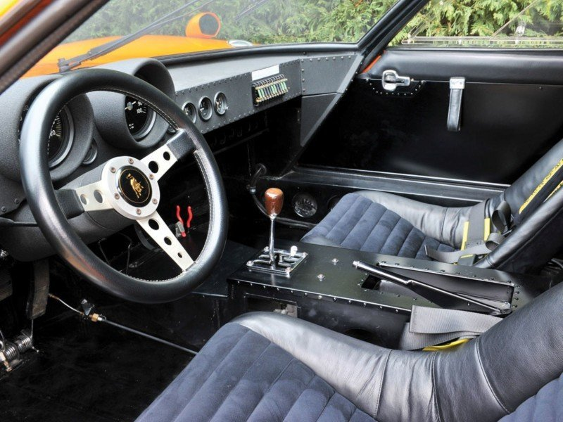 Car-Revs-Daily.com RM Auctions Monaco 2014 Highlights - 1969 Lamborghini Miura S Jota 10