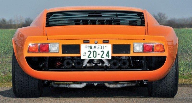 Car-Revs-Daily.com RM Auctions Monaco 2014 Highlights - 1969 Lamborghini Miura S Jota 17