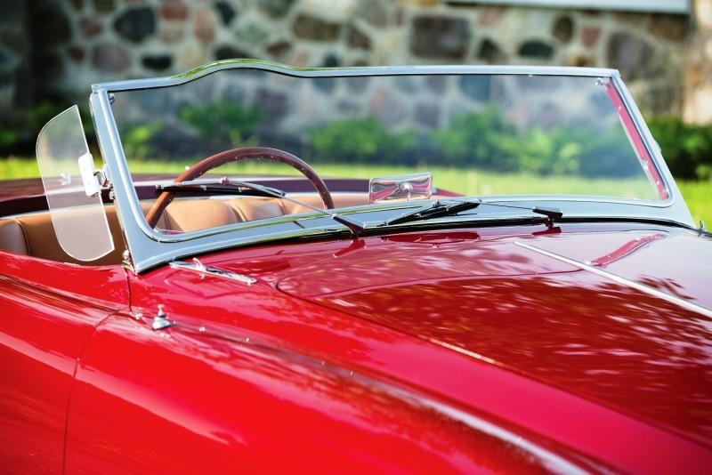 Car-Revs-Daily.com RM Monterey 2014 Preview - 1953 Lancia Aurelia PF200 C Spider by Pinin Farina  26
