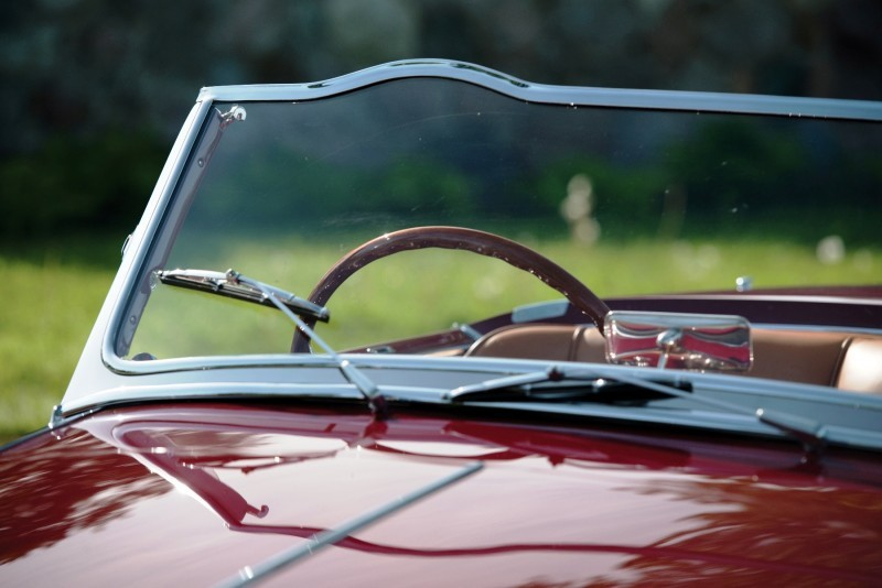 Car-Revs-Daily.com RM Monterey 2014 Preview - 1953 Lancia Aurelia PF200 C Spider by Pinin Farina  34