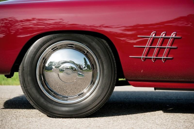 Car-Revs-Daily.com RM Monterey 2014 Preview - 1953 Lancia Aurelia PF200 C Spider by Pinin Farina  9