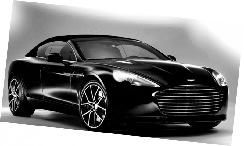 Car-Revs-Daily.com Renderings - Aston Martin RAPIDE VOLANTE from NCE 2