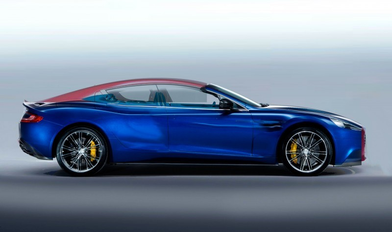 Car-Revs-Daily.com Renderings - Aston Martin RAPIDE VOLANTE from NCE 37