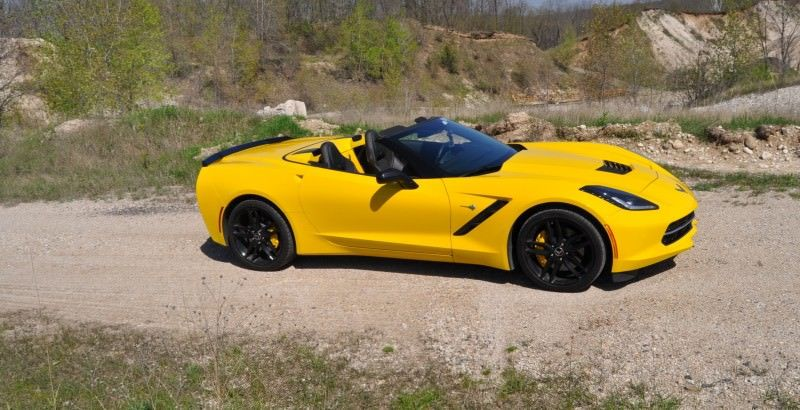 Car-Revs-Daily.com Road Test Review - 2014 Chevrolet Corvette Stingray Convertible 10