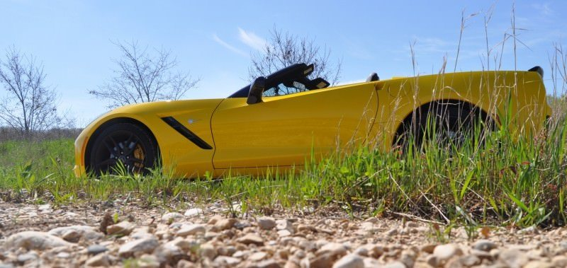 Car-Revs-Daily.com Road Test Review - 2014 Chevrolet Corvette Stingray Convertible 26