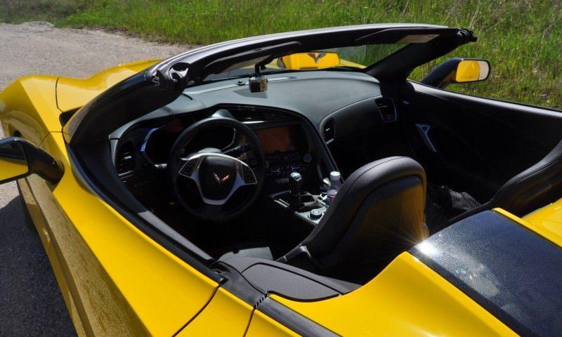 Car-Revs-Daily.com Road Test Review - 2014 Chevrolet Corvette Stingray Convertible 31