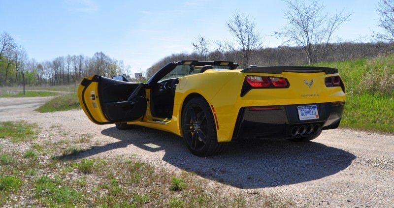 Car-Revs-Daily.com Road Test Review - 2014 Chevrolet Corvette Stingray Convertible 43
