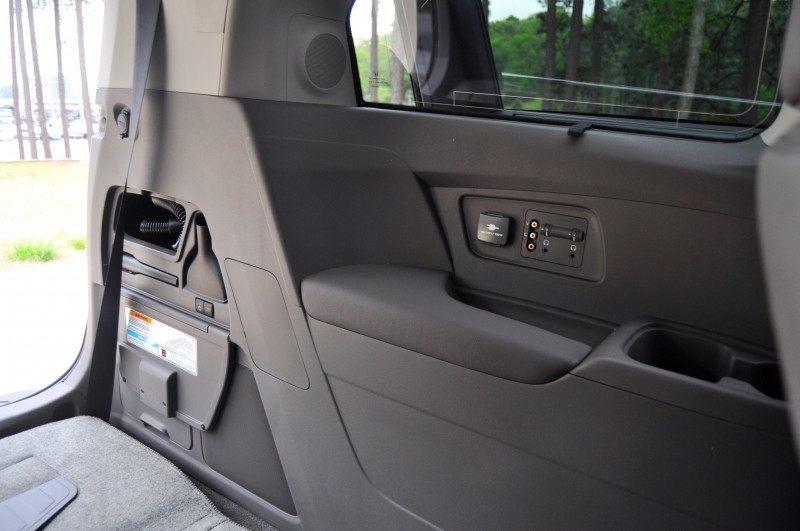 Car-Revs-Daily.com Road Test Review - 2014 Honda Odyssey Touring Elite 34