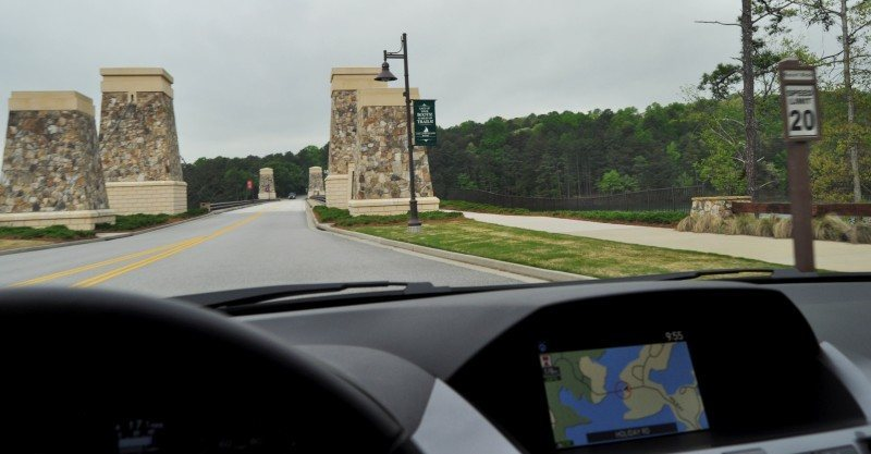 Car-Revs-Daily.com Road Test Review - 2014 Honda Odyssey Touring Elite 42