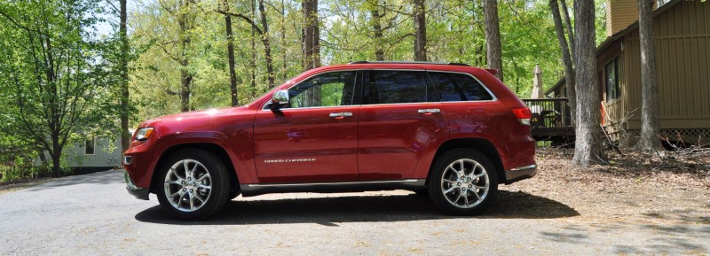 Car-Revs-Daily.com Road Test Review - 2014 Jeep Grand Cherokee Summit V6 11